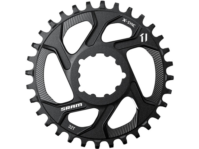 SRAM MTB X-Sync Kettingblad 11-speed, 3 mm directe montage, black
